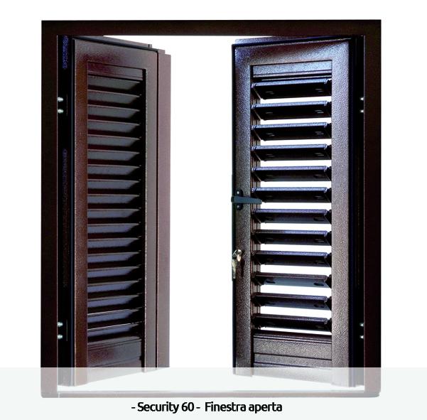 security 60 finestra aperta copia