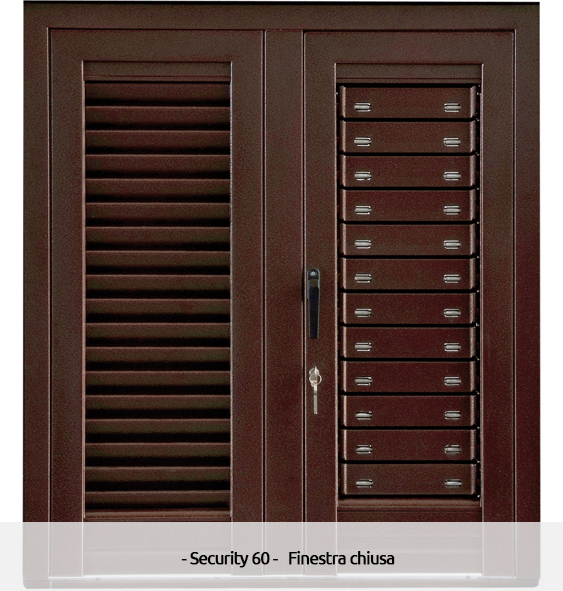 security 60 finestra chiusa copia